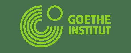 Zusammenarbeit mit dem Goethe Institut.
