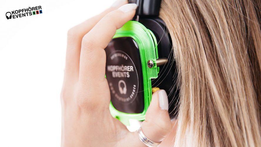 Silent Disco Kopfhörer kaufen