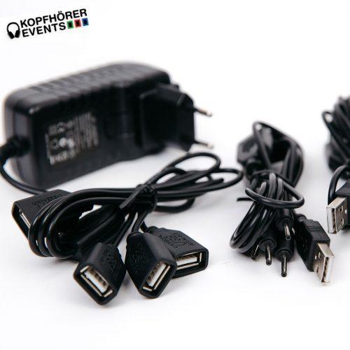 Ladekabel für Neon Lights, Neonbright und Beatfoxx