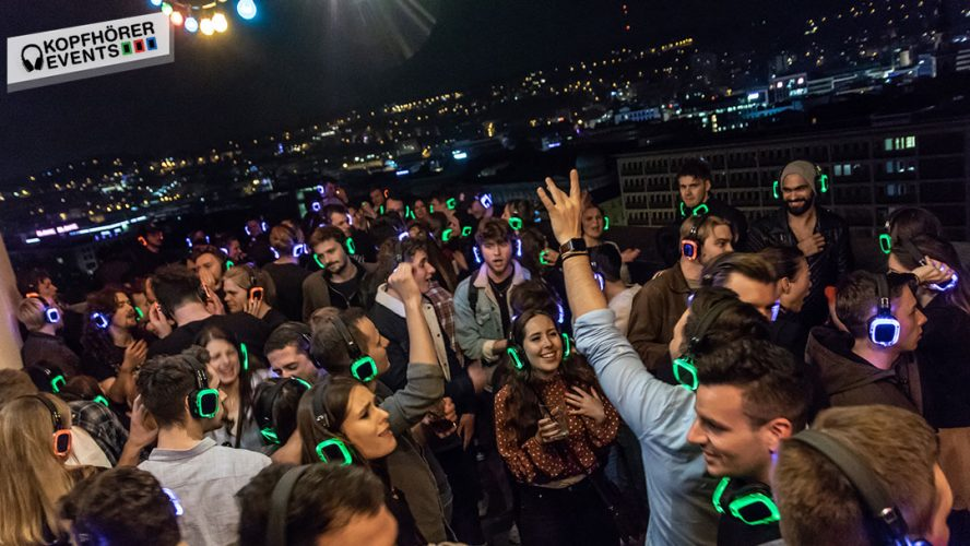 Silent Disco Stuttgart Party