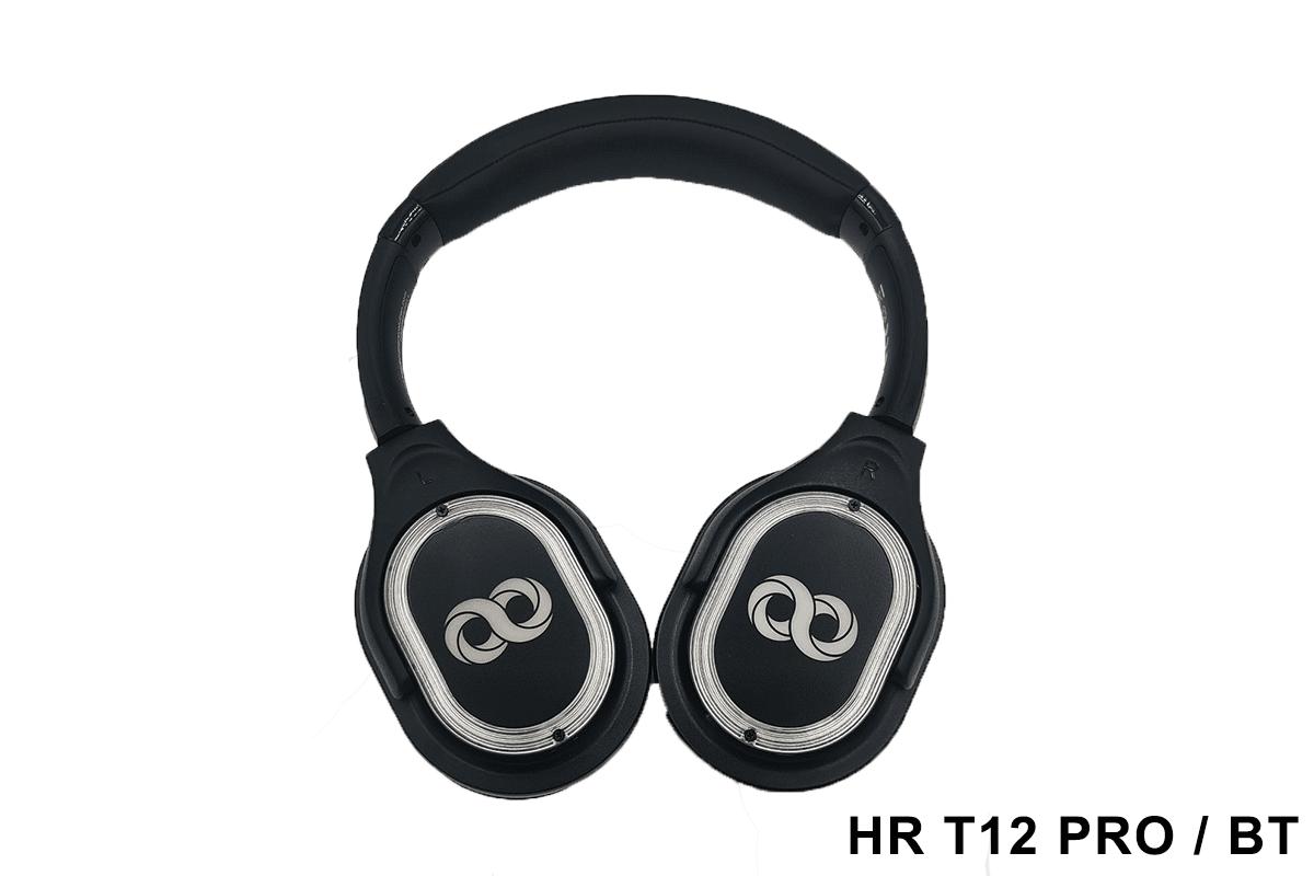 Silent Kopfhörer Modell HR T12 Pro Bluetooth
